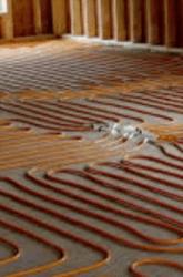 Temple In-Floor Heating