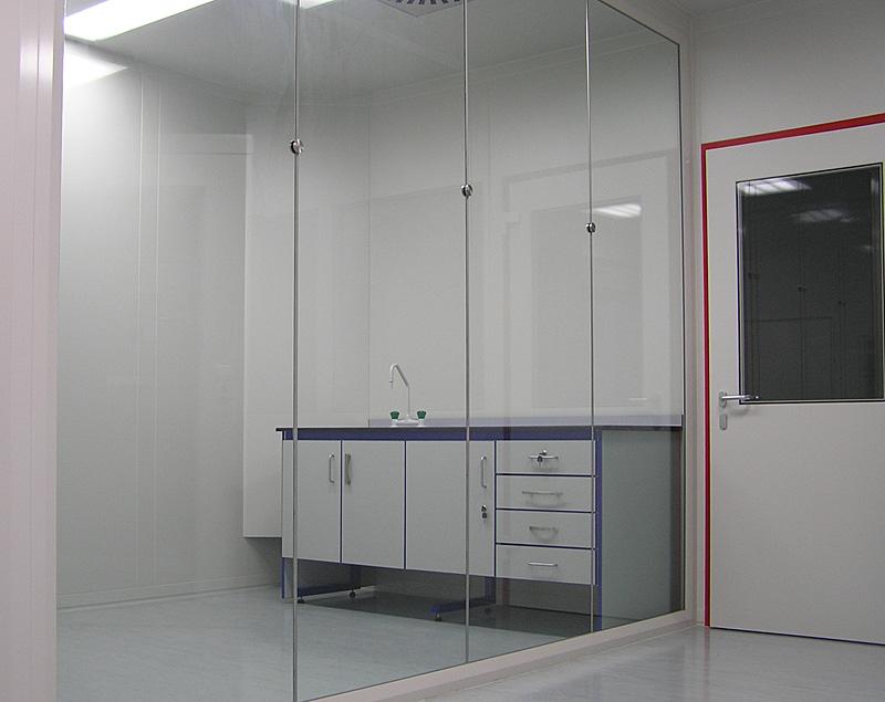 ClearSphere Cleanroom Products  Walls Ceilings Doors