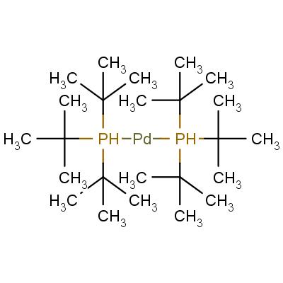 Bis(tri-tert-butylphosphine)palladium, Impurities, CAS no