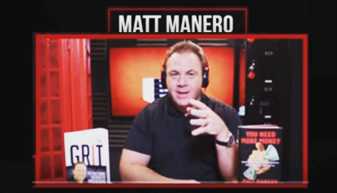 Matt Manero