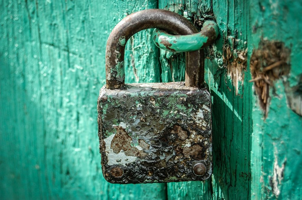 Castle Rust Closed By Wlodek Key Hack Old Close