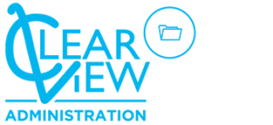 Clear View Administration Logo