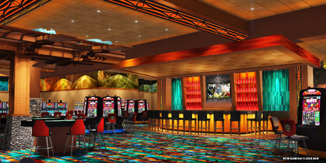 Clearwater Casino Expansion  Suquamish Clearwater Casino
