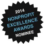 Idaho Nonprofit Center Excellence Award Badge