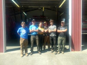 Orofino CBYCC Crew Saves Their Hometown