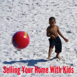 selling your clearwater beach fl home when you have kids