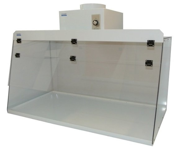 Ducted Fume Hood 18 in. High Clearance – Cleatech LLC