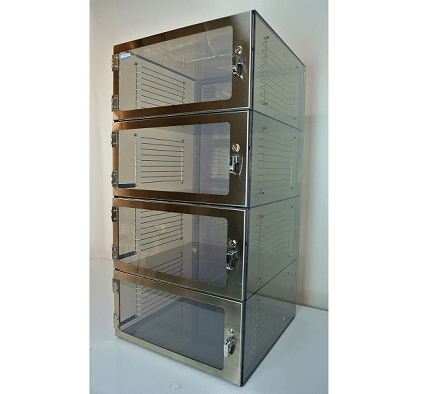 Wafer Storage Desiccator Cabinets