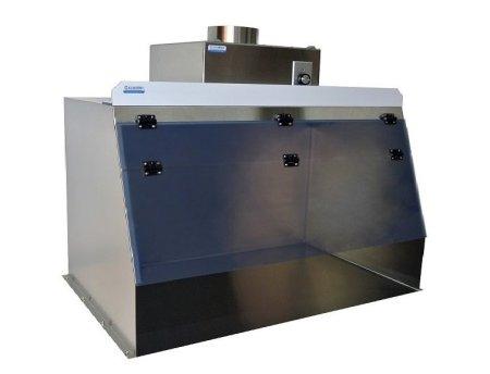 Ducted Fume Hoods- Stainless Steel