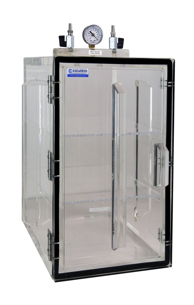 Vacuum Desiccator Front Access Door by Cleatech Solutions