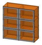 Nitrogen Dry Box - Nitrogen Storage Cabinet - Desiccator Cabinets