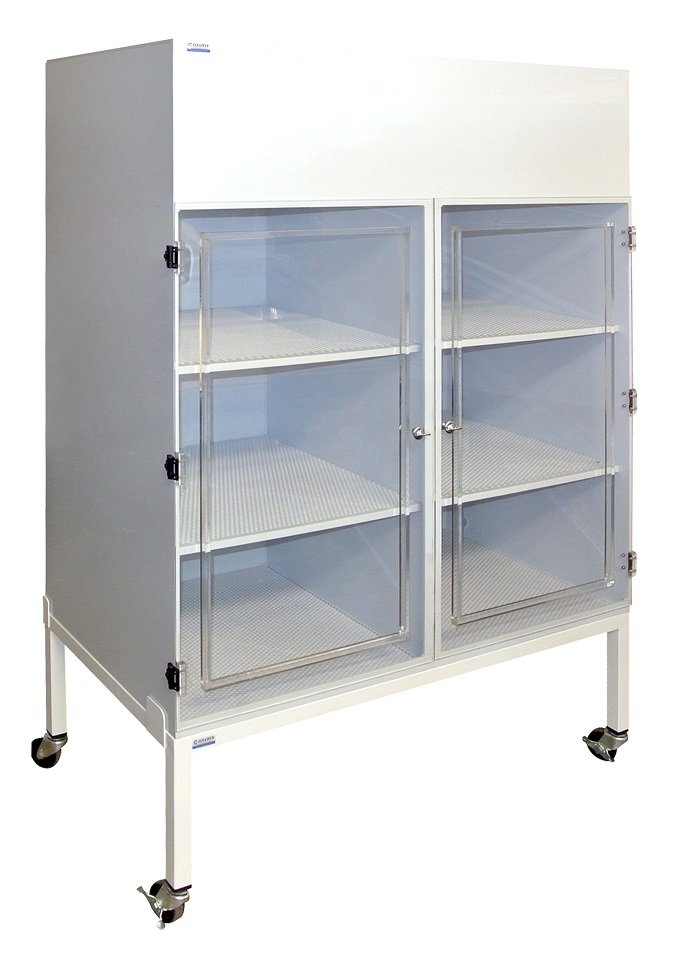 Diagram Laminar Flow Cabinet