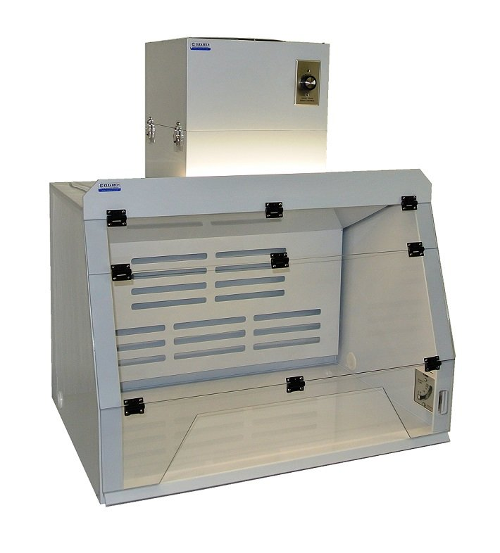 Kitchen Hood Testing Requirements: Containment Ventilated Enclosure CVE Double HEPA Filter