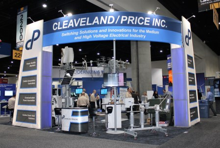 DistribuTECH 2017 Booth