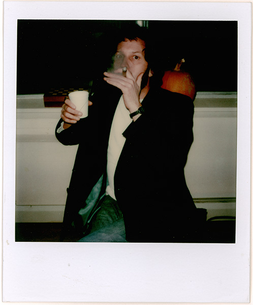 Roy With Cigar