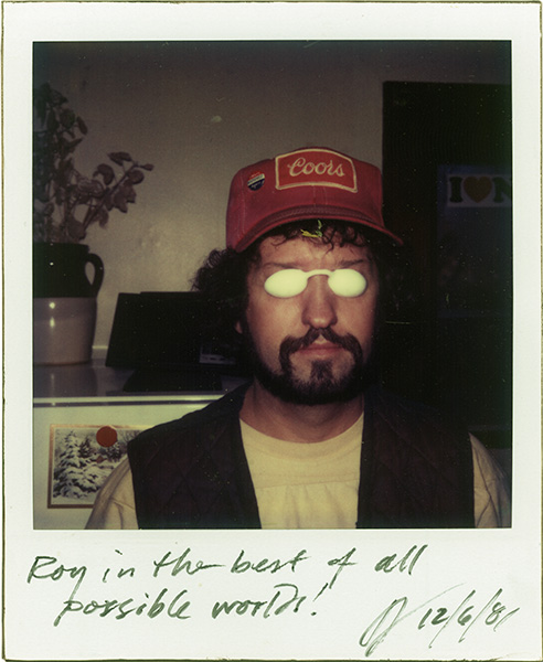 Roy in the Best of All Possible Worlds-Jay Pastelak