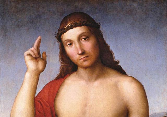 Raffaello_Sanzio_-_Christ_Blessing_(Pax_Vobiscum)\