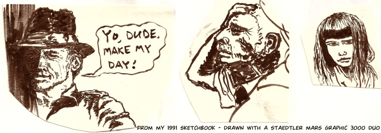 1991-Sketchbook