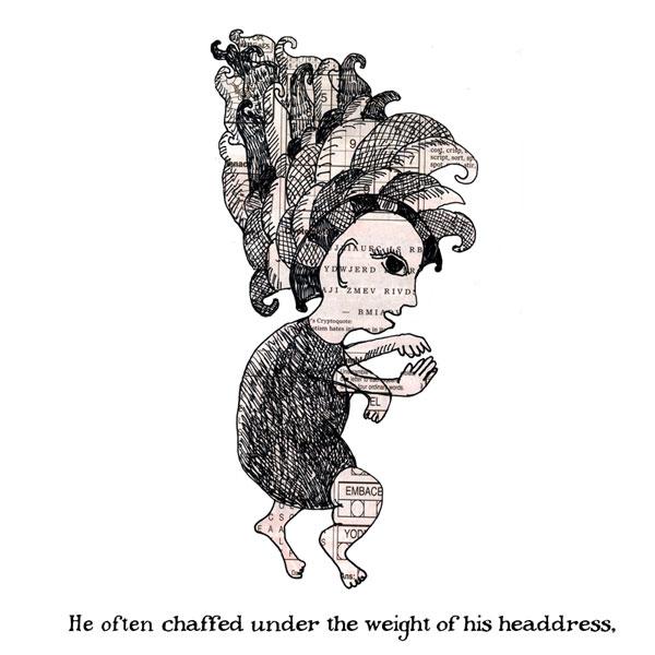 14. Headdress