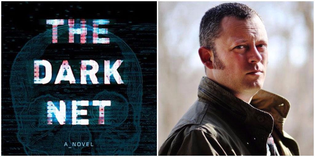 Benjamin Percy Author of THE DARK NET, interviewed by Brian Burmeister