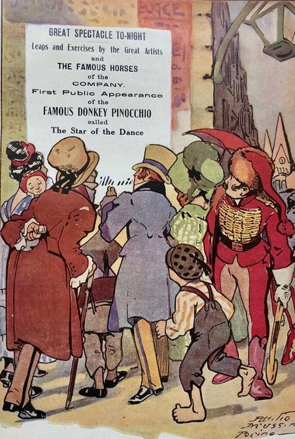 THE ADVENTURES OF PINOCCHIO,  a novel by Carlo Collodi, reviewed by Beth Kephart