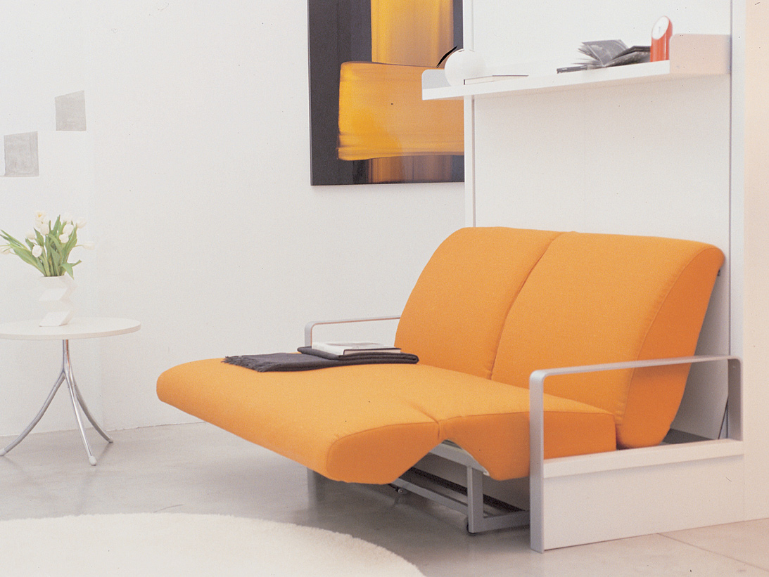 clei sofa bed seattle leather the ito fold away wall with adjustable many