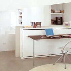 Fold Out Sofa Bed Uk Eq3 Lollipop Away Wall Bunk System With Or Desk.