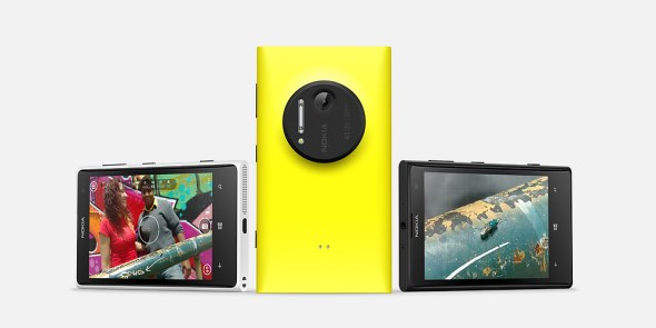 Nokia  Lumina 1020 Smartphones 4G