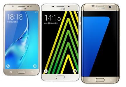 Galaxy S8 & S8 +