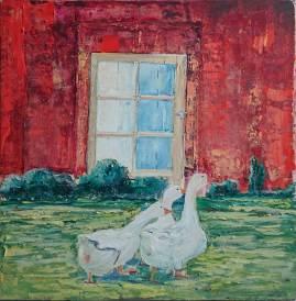 Les canards - Cléments Baeyens