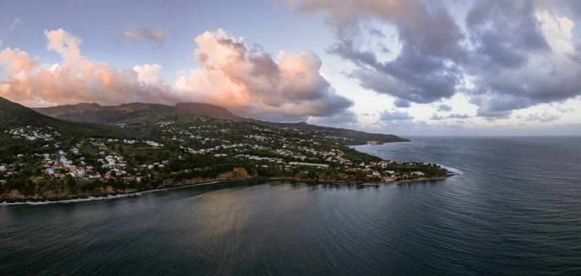 Plage de Trois Rivière, Guadeloupe