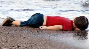 Aylan Kurdi, spiaggiato a Bodrum
