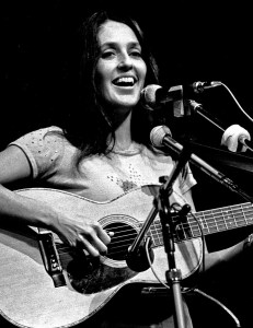Joan Baez canta We Shall Overcame