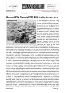 thumbnail of W CURION Chernobyl 1986, Chernobyl 2020.