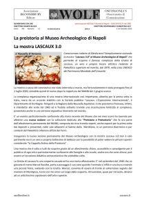 thumbnail of W D'ANTONIO Lascaux al MANN