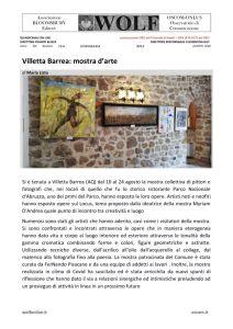 thumbnail of W M. LISTA Villetta Barrea