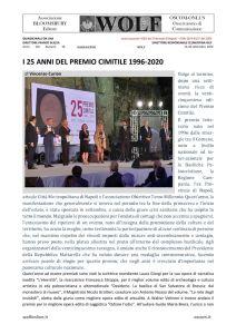 thumbnail of W eventi CURION Premio Cimitile