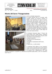 thumbnail of W eventi MOSTRA DEL SACRO