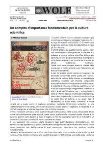 thumbnail of GF BLEZZA CULTURA SCIENTIFICA