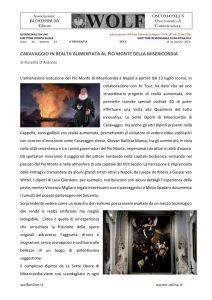 thumbnail of W D'ANTONIO CARAVAGGIO