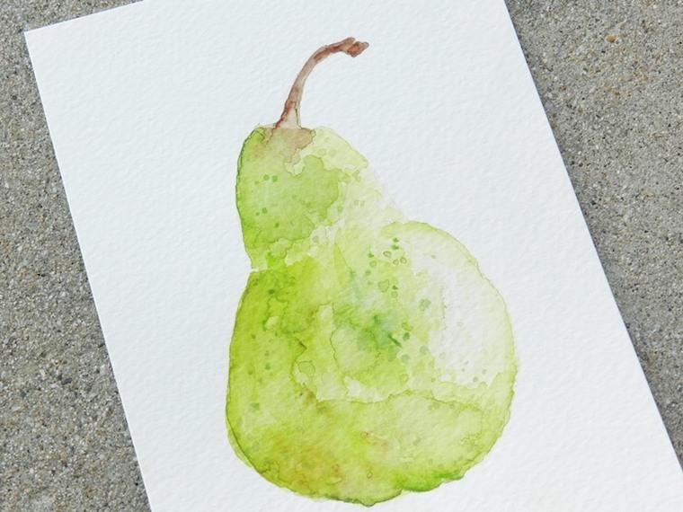 Cool Watercolor Paintings Easy Arte Inspire