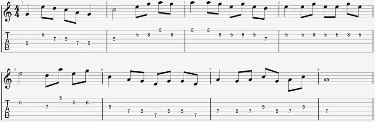 improviser un solo guitare cours facile apprendre vite