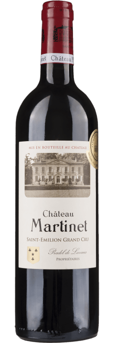 Chat. Martinet, St. Emilion – Grand Cru