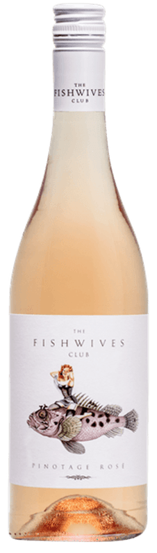 The Fishwives Club – Pinotage Rosé