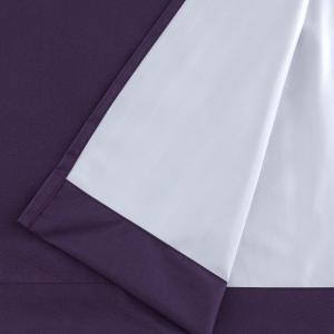 Cortina Tradicional Violeta