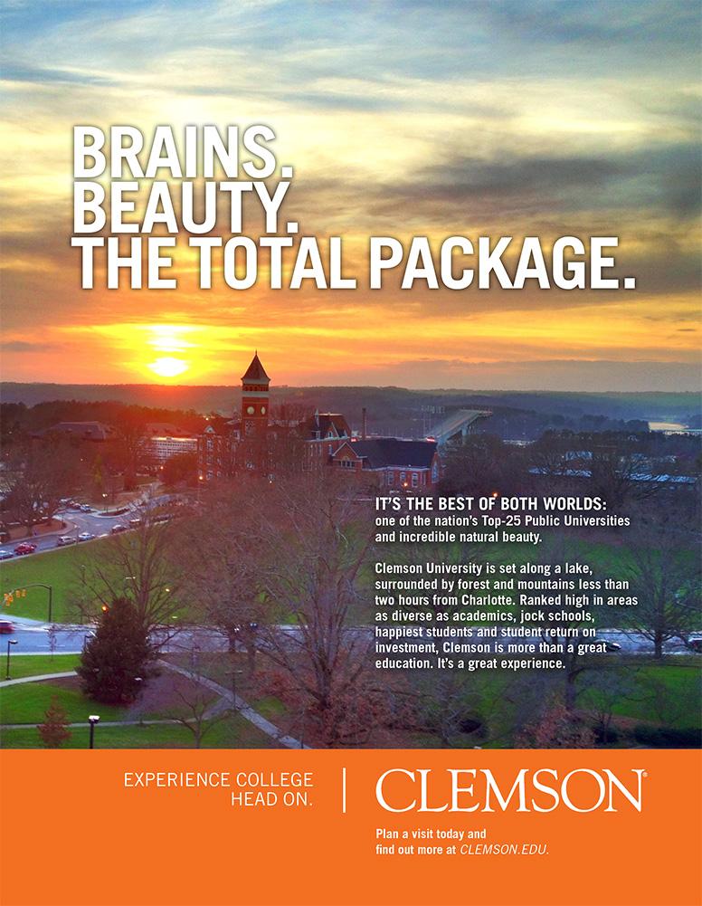 Making It Real Clemson University South Carolina