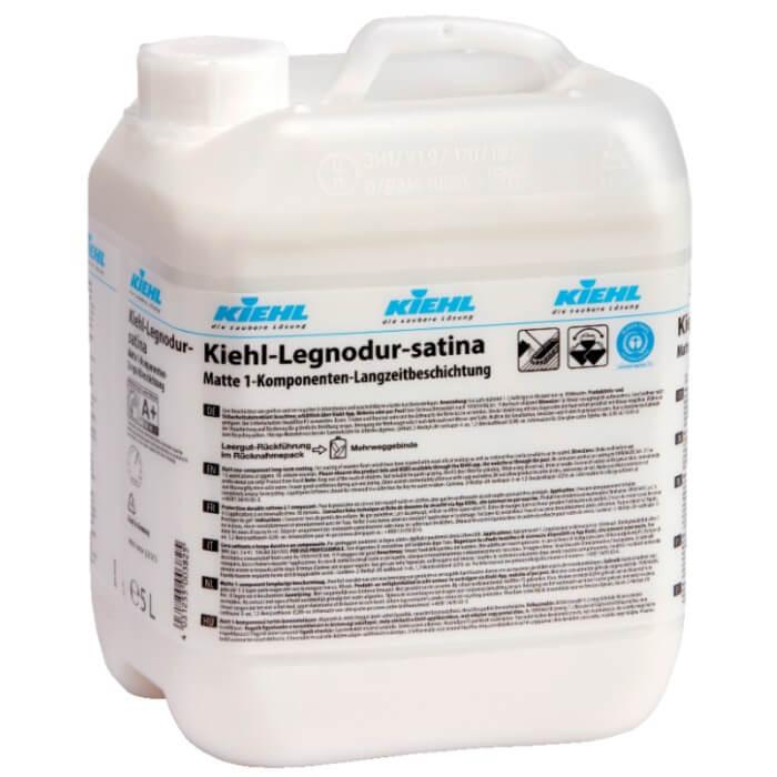 Kiehl Legnodur-Satina Matte 1-Komponenten-Langzeitbeschichtung | Clendo | Ihr Premium Fachhändler für Reinigungsbedarf