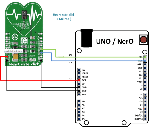 small resolution of project 16 an ecg heart rate display