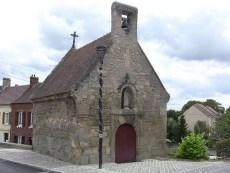 Chapelle des Lardières de la ville de Clermont de l'Oise