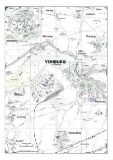 Carte de Vohburg
